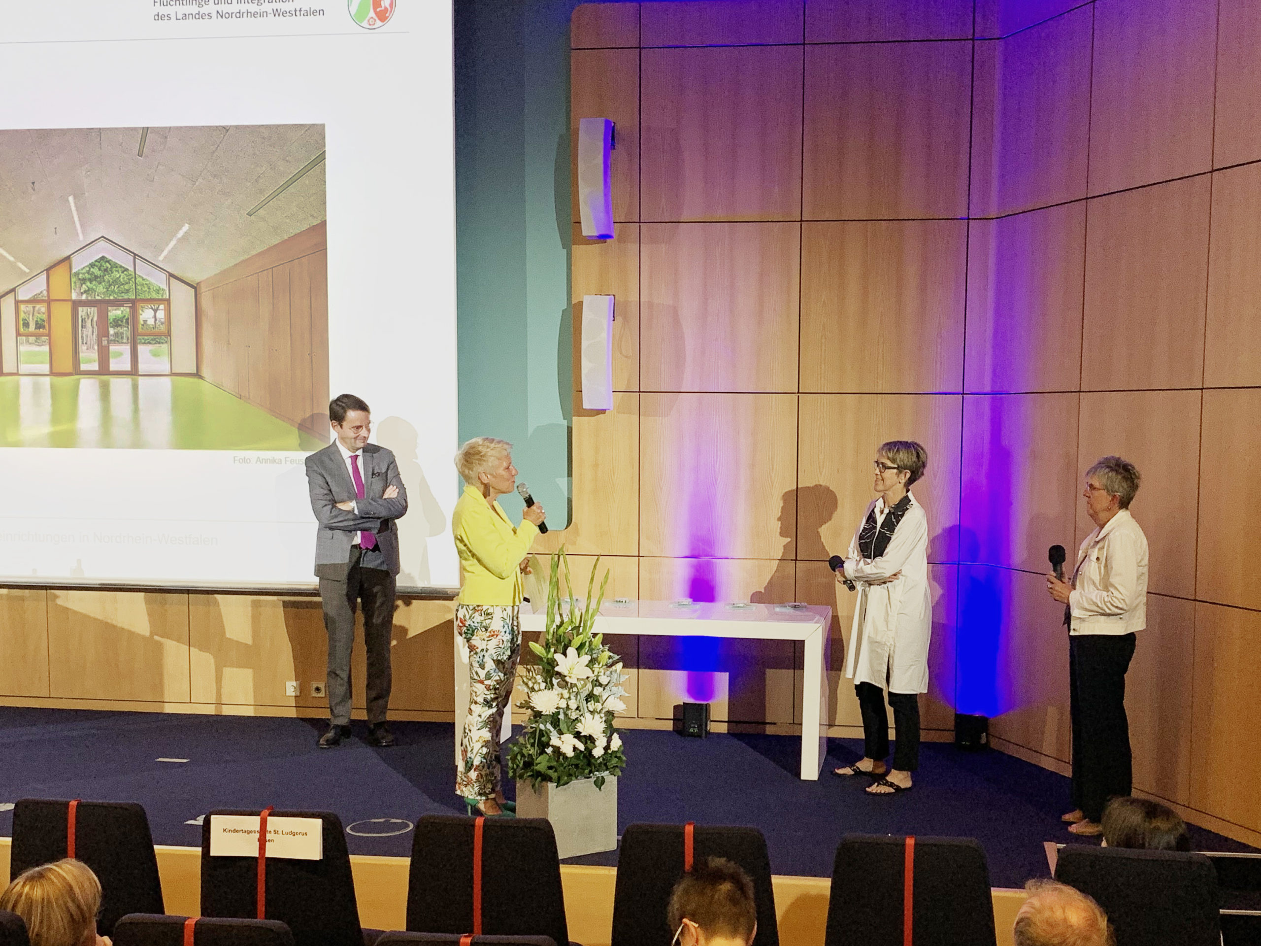 Preisverleihung Kita Preis NRW 2020